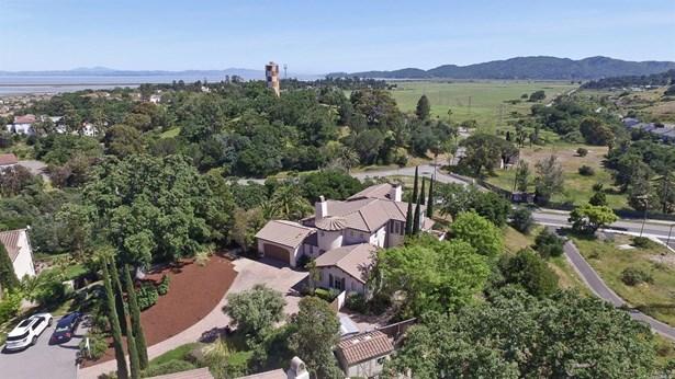 Single Family Residence, Spanish/Mediterr - Novato, CA (photo 3)