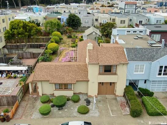 Edwardian, 2 Story,Single-family Homes - San Francisco, CA