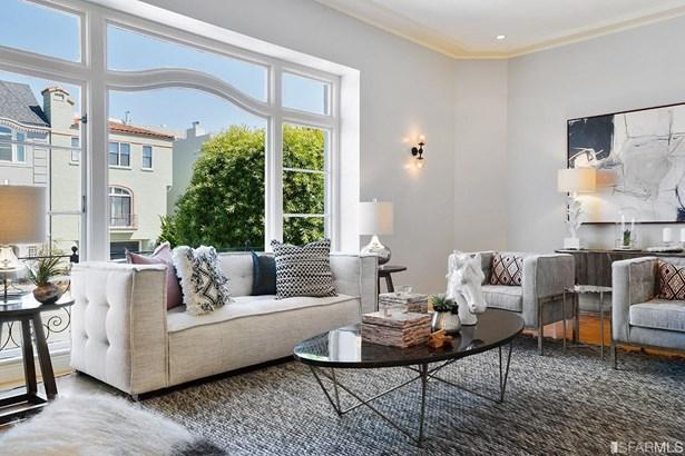 2 Story,Single-family Homes, Traditional - San Francisco, CA