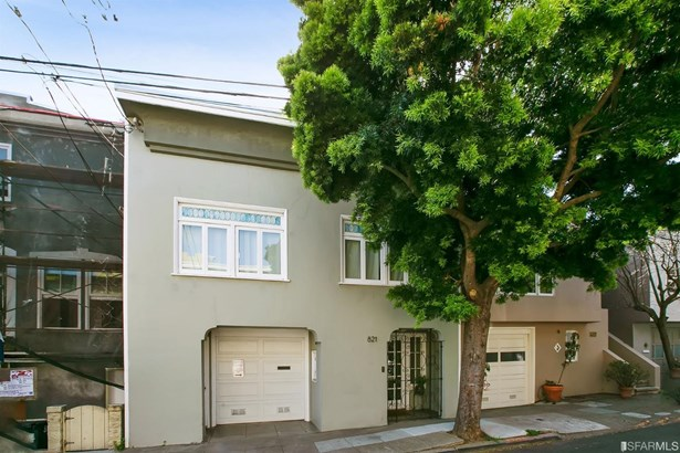 2 Story,Single-family Homes - San Francisco, CA (photo 1)