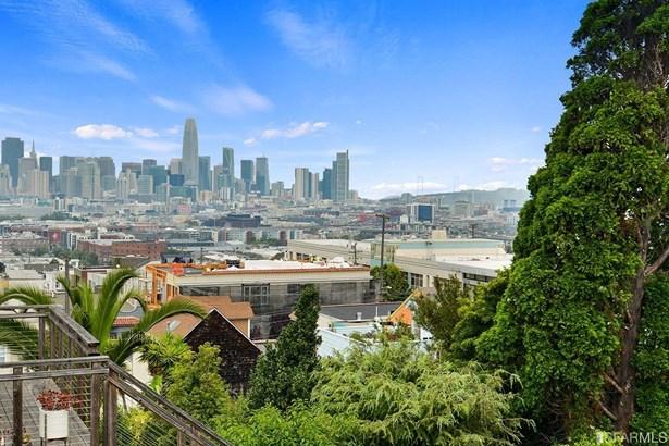 3 Story,Single-family Homes, Custom,Modern/High Tech - San Francisco, CA