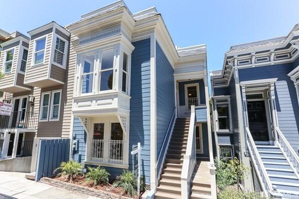 Flats,2 Story,2 Units, Victorian - San Francisco, CA (photo 1)
