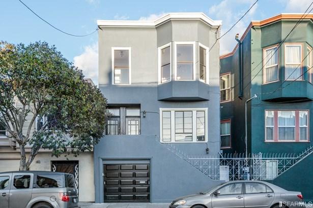 Flats,Apartments,3 Story,2 Units, Edwardian - San Francisco, CA (photo 1)