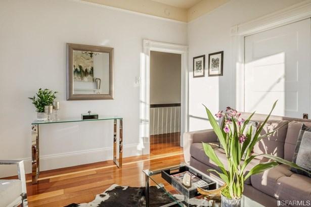 Flats,Apartments,3 Story,2 Units, Edwardian - San Francisco, CA (photo 4)