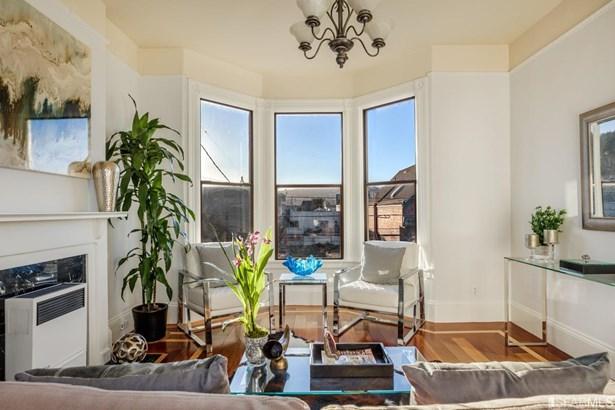 Flats,Apartments,3 Story,2 Units, Edwardian - San Francisco, CA (photo 5)