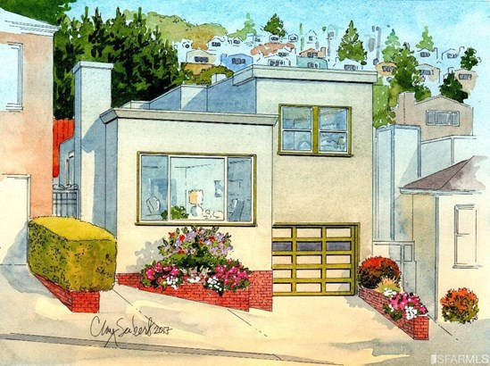 Traditional, Full,Detached,Split Level,Single-family Homes - Daly City, CA (photo 1)