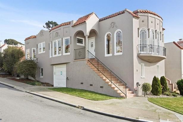 Detached,Single-family Homes, Spanish/Med - San Francisco, CA (photo 1)