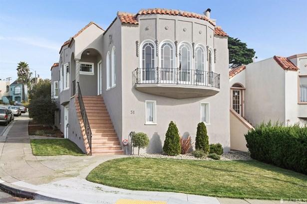 Detached,Single-family Homes, Spanish/Med - San Francisco, CA (photo 2)