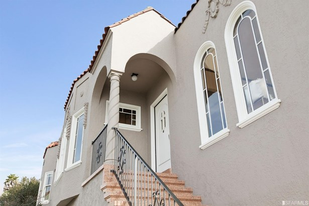 Detached,Single-family Homes, Spanish/Med - San Francisco, CA (photo 3)