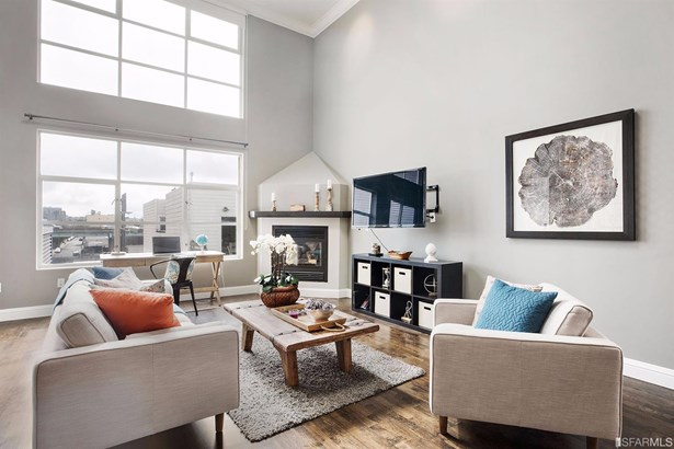 Contemporary, Loft Condominium - San Francisco, CA (photo 1)