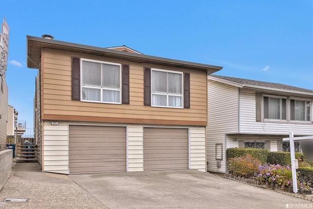 2 Story,Single-family Homes, Contemporary - Daly City, CA (photo 1)