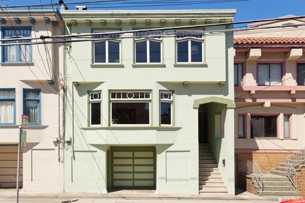 Edwardian, Flats,2 Units - San Francisco, CA