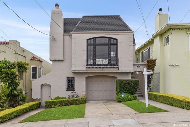 Single-family Homes - San Francisco, CA (photo 1)