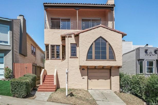 Spanish/Med, 2 Story,Single-family Homes - San Francisco, CA (photo 1)