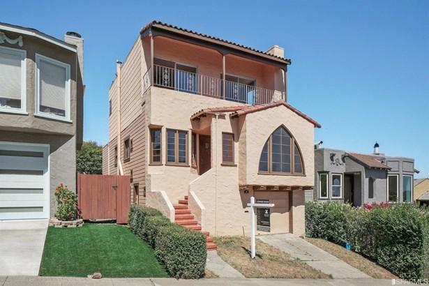 Spanish/Med, 2 Story,Single-family Homes - San Francisco, CA (photo 2)
