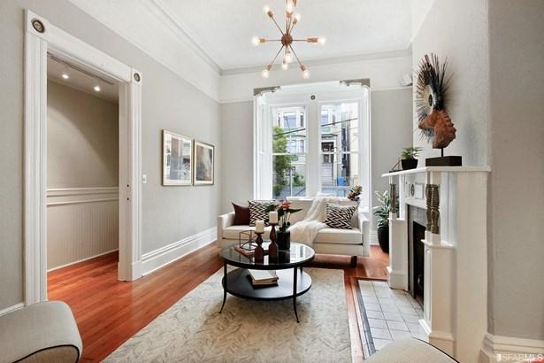 Condominium, Victorian - San Francisco, CA (photo 4)