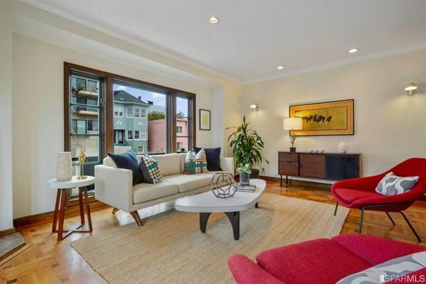 Contemporary,Spanish/Med,Marina, Duplex,3 Story,2 Units - San Francisco, CA (photo 5)