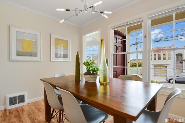 Attached,Single-family Homes, Traditional - San Francisco, CA (photo 4)