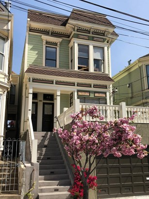 Condominium, Edwardian - San Francisco, CA (photo 1)