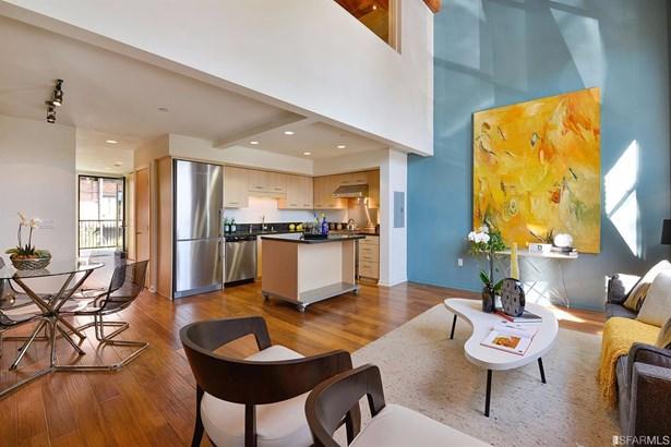 Loft Condominium - San Francisco, CA (photo 4)