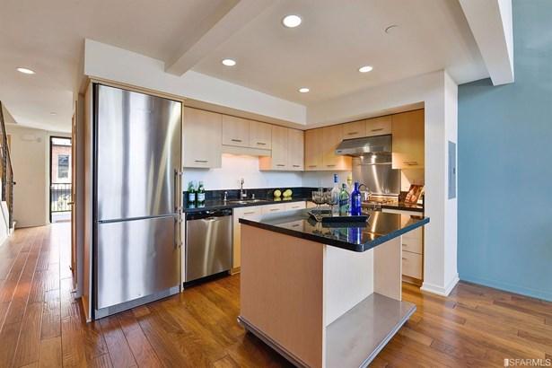 Loft Condominium - San Francisco, CA (photo 5)