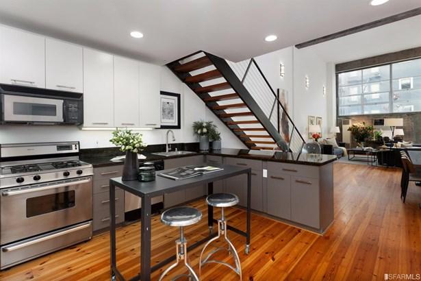 Contemporary,Modern/High Tech,Conversion, Loft Condominium - San Francisco, CA (photo 5)