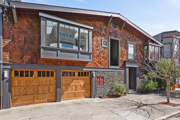 Condominium, Arts & Crafts - San Francisco, CA (photo 1)