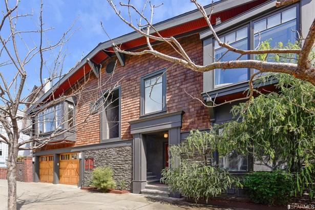Condominium, Arts & Crafts - San Francisco, CA (photo 2)