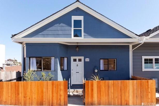Semi-attached,Single-family Homes, Modern/High Tech - San Francisco, CA (photo 1)