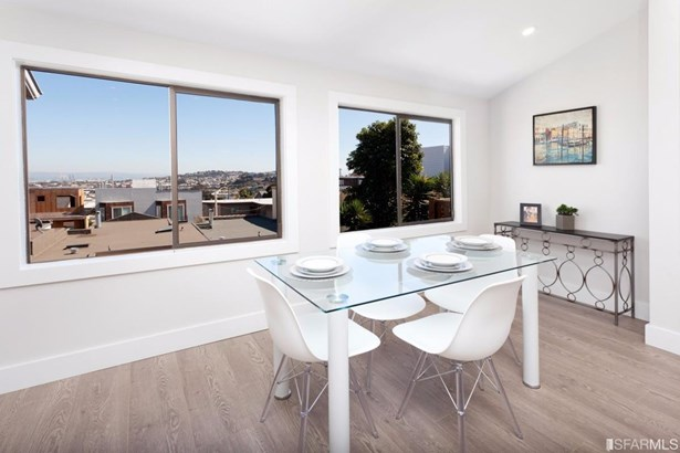 Semi-attached,Single-family Homes, Modern/High Tech - San Francisco, CA (photo 3)