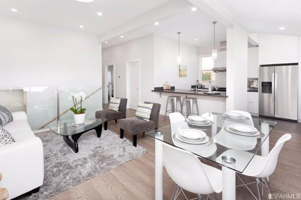 Semi-attached,Single-family Homes, Modern/High Tech - San Francisco, CA (photo 5)