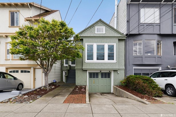 Single-family Homes - San Francisco, CA (photo 1)