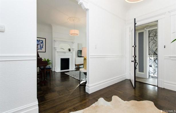 Condominium, Edwardian - San Francisco, CA (photo 3)