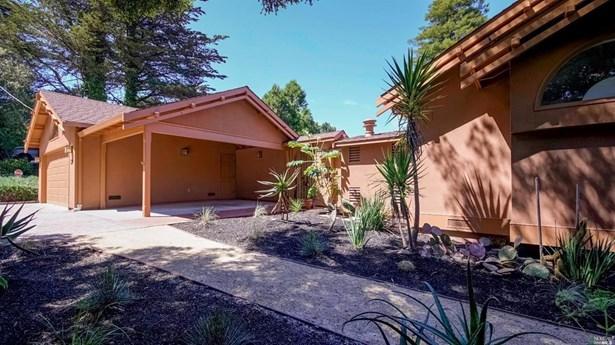 Single Family Residence, Spanish/Mediterr - Mill Valley, CA (photo 2)