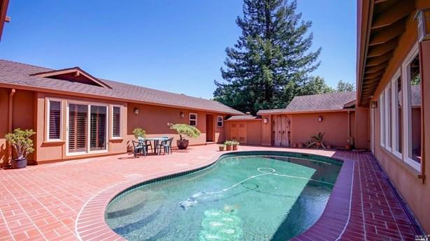 Single Family Residence, Spanish/Mediterr - Mill Valley, CA (photo 3)