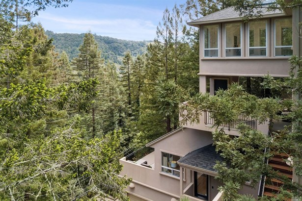 Single Family Residence, Contemporary,Custom,Modern/Hi-Tech - Mill Valley, CA