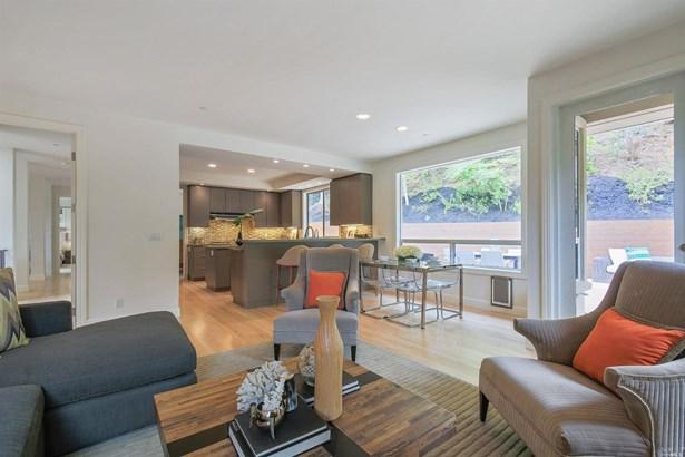 Single Family Residence, Contemporary,Custom,Modern/Hi-Tech - Mill Valley, CA (photo 2)
