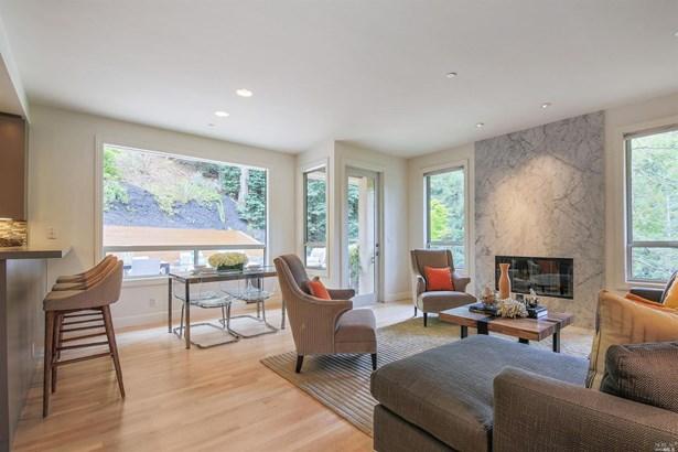 Single Family Residence, Contemporary,Custom,Modern/Hi-Tech - Mill Valley, CA (photo 3)