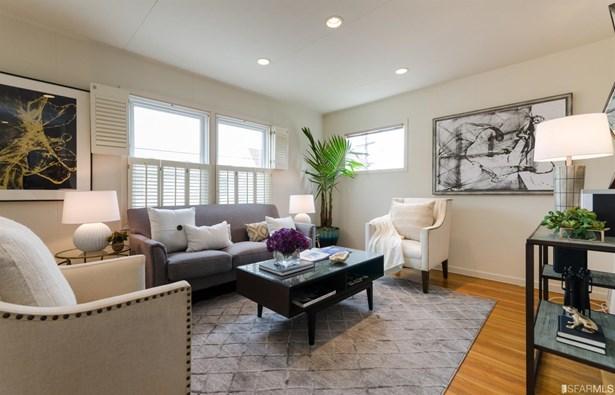 Contemporary, Semi-attached,2 Story,Single-family Homes - San Francisco, CA (photo 1)