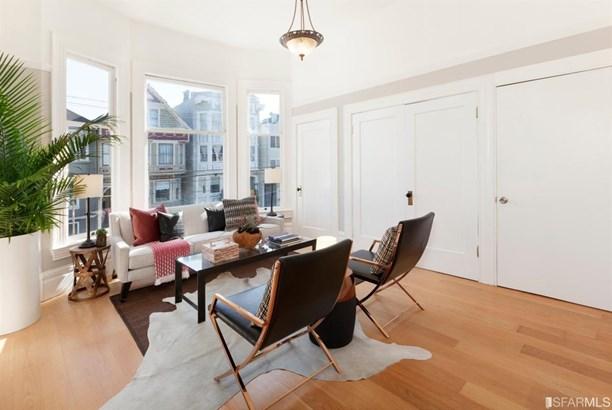 Condominium, Edwardian - San Francisco, CA (photo 5)