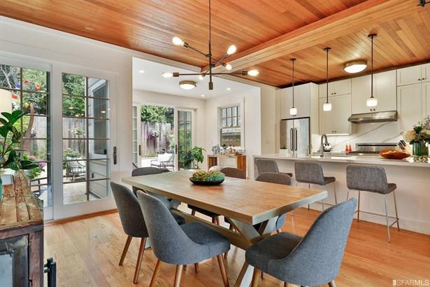 Modern/High Tech,Arts & Crafts, 3 Story,Single-family Homes - San Francisco, CA