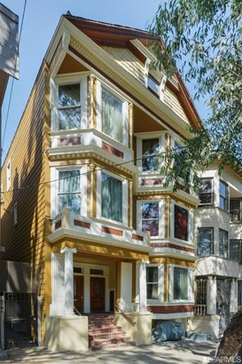 Flats,4 Story,3 Units, Victorian - San Francisco, CA (photo 3)