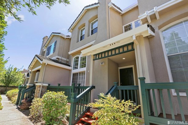 Townhouse,3 Story,Single-family Homes, Contemporary - Danville, CA (photo 3)