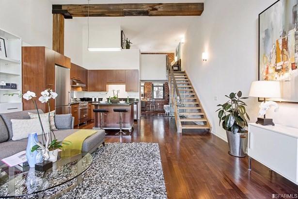 Contemporary,Conversion, Loft Condominium - San Francisco, CA (photo 2)