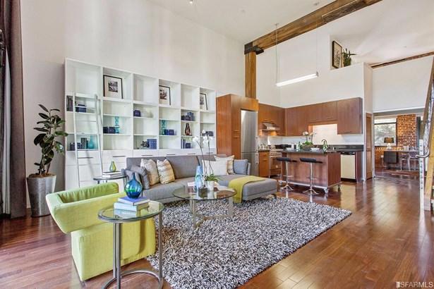 Contemporary,Conversion, Loft Condominium - San Francisco, CA (photo 4)