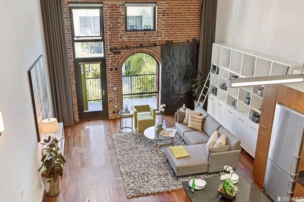 Contemporary,Conversion, Loft Condominium - San Francisco, CA (photo 5)