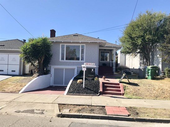 Full,Detached,1 Story,Single-family Homes, Bungalow - Berkeley, CA (photo 1)