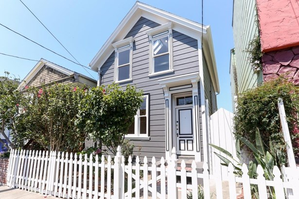 Detached,2 Story,Single-family Homes, Victorian - San Francisco, CA (photo 1)