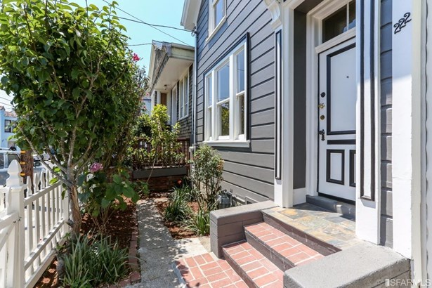 Detached,2 Story,Single-family Homes, Victorian - San Francisco, CA (photo 2)