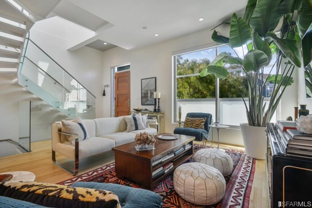 3 Story,Single-family Homes, Contemporary,Modern/High Tech - San Francisco, CA (photo 1)